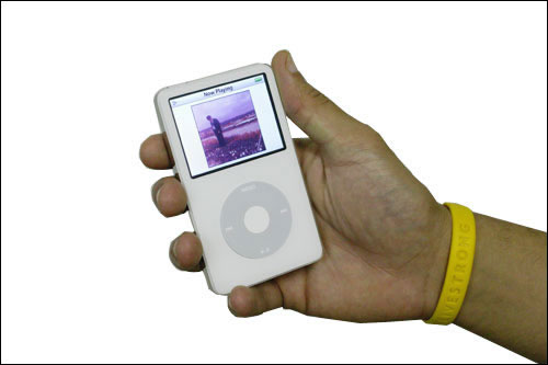 how to add albums to ipod