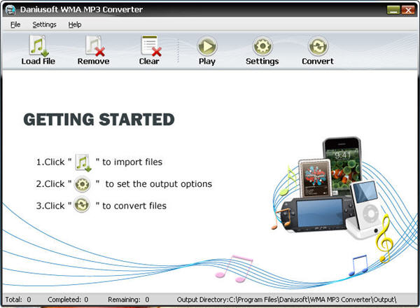 how to change wma to mp3 on phone